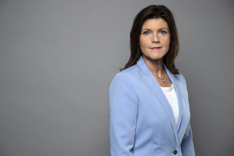 Porträtt av Eva Nordmark