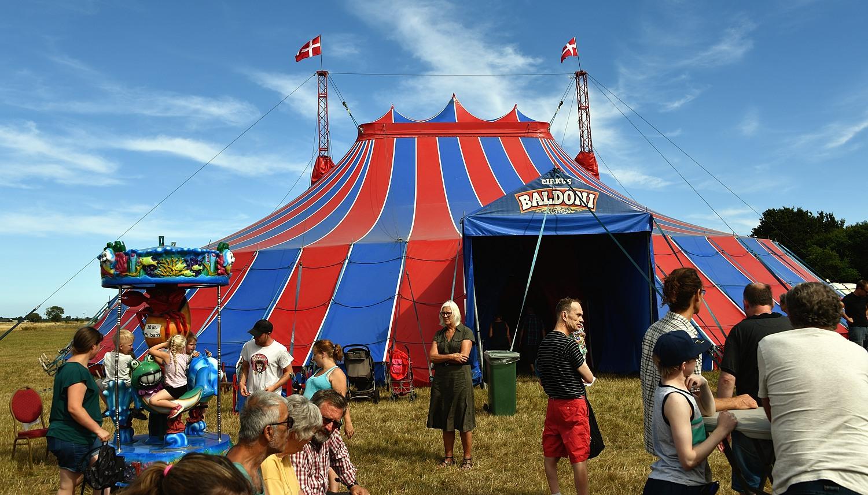 Cirkus Baldoni kommer igen