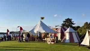 Middelalder festival i Nysted