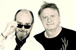 Henrik Strube og Pete Repete i Nysted biograf