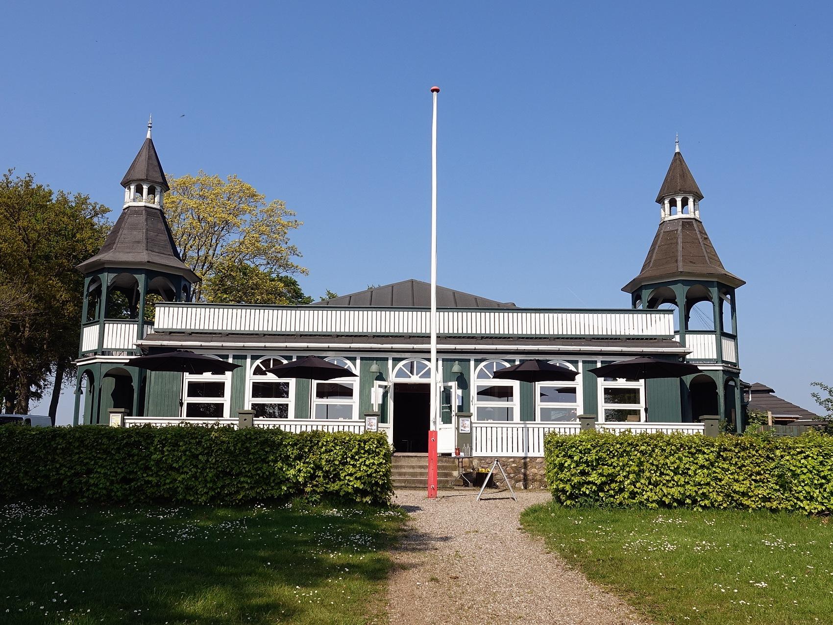 Skansepavillonen ombygges til ferielejligheder