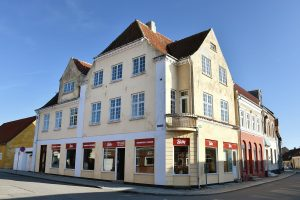 Partex ejendommen skal være cafe og møbelbutik