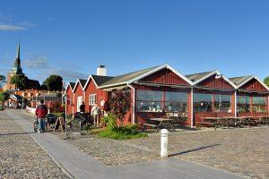 Restaurant Røgeriet / Nysted Havn åbner ikke i år.