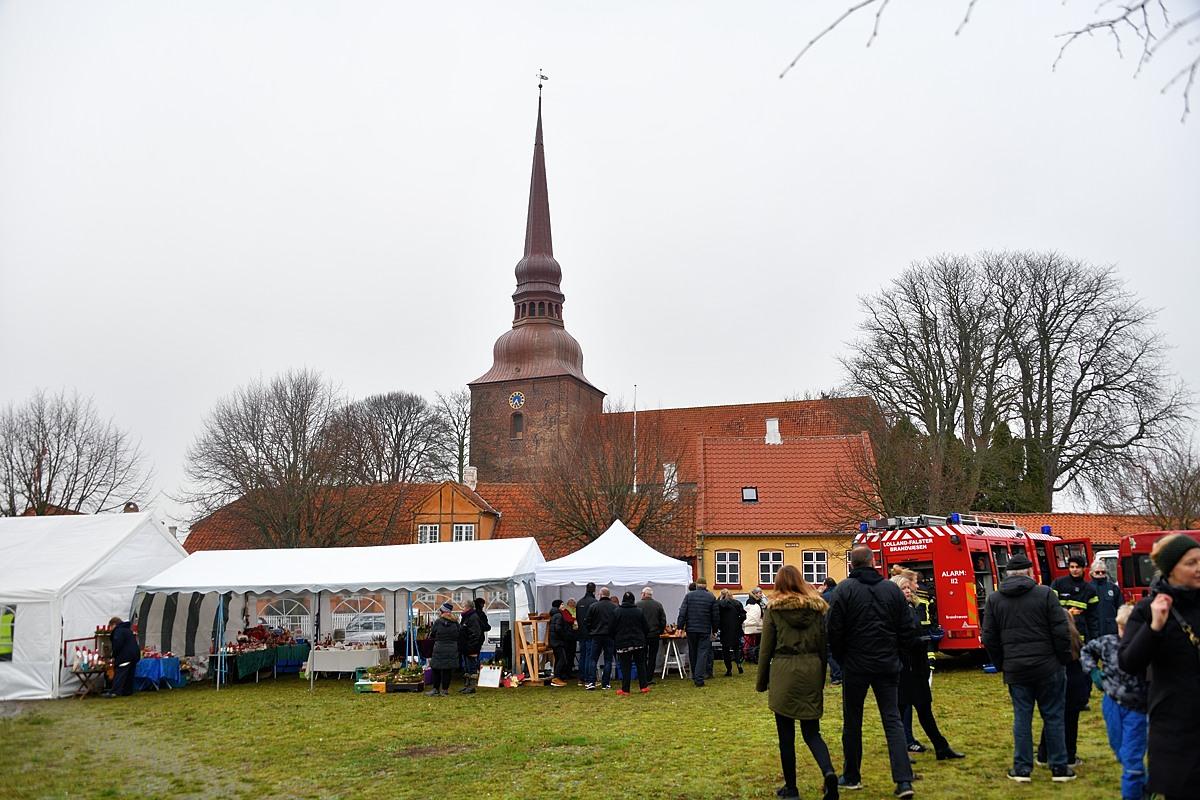 Julemarked på Gammel Torv