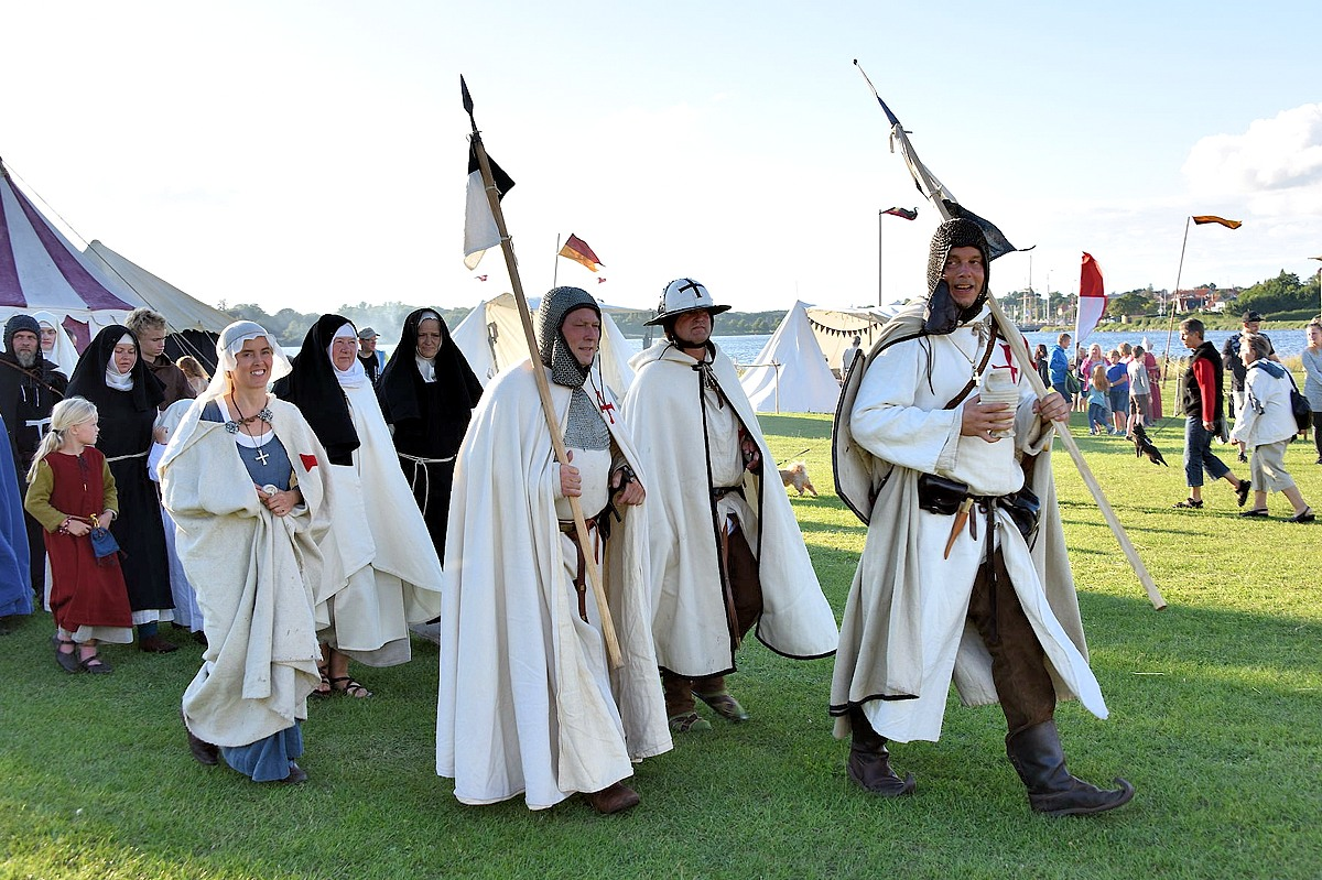 Middelalderfestivallen i Nysted 2019 er aflyst
