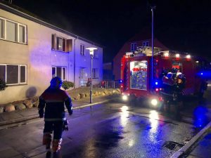 Igen brand i ejendom i Fiskergade