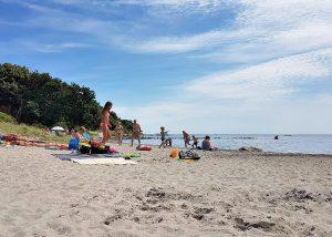 Borgermøde om strand- og skanseområdet