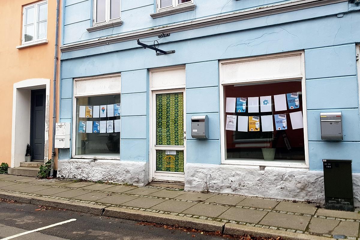 Ny butik åbner i Adelgade