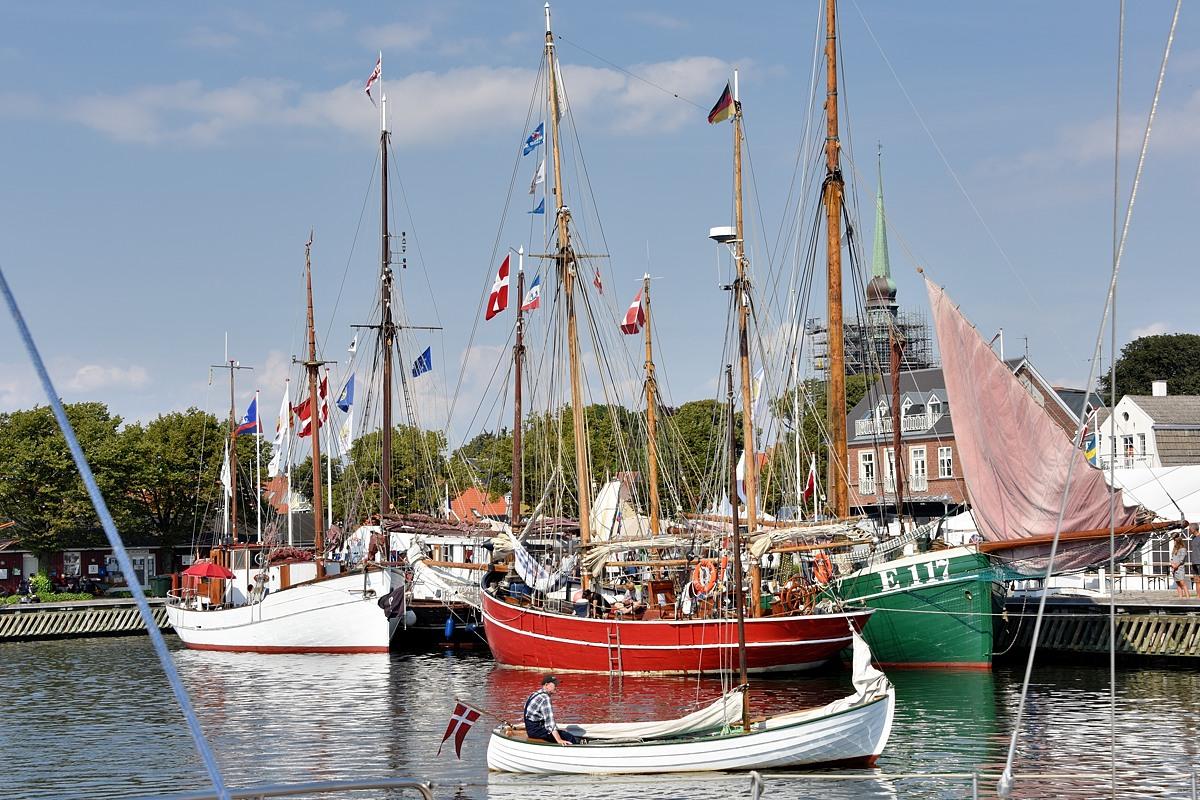 Stort program for Nysted Hajkutter Festival 2019