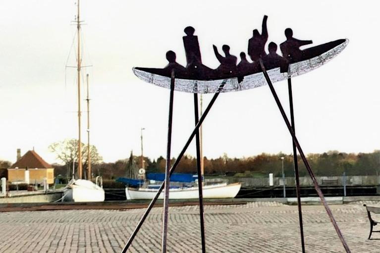 Den Flyvende Lollænder i Nysted