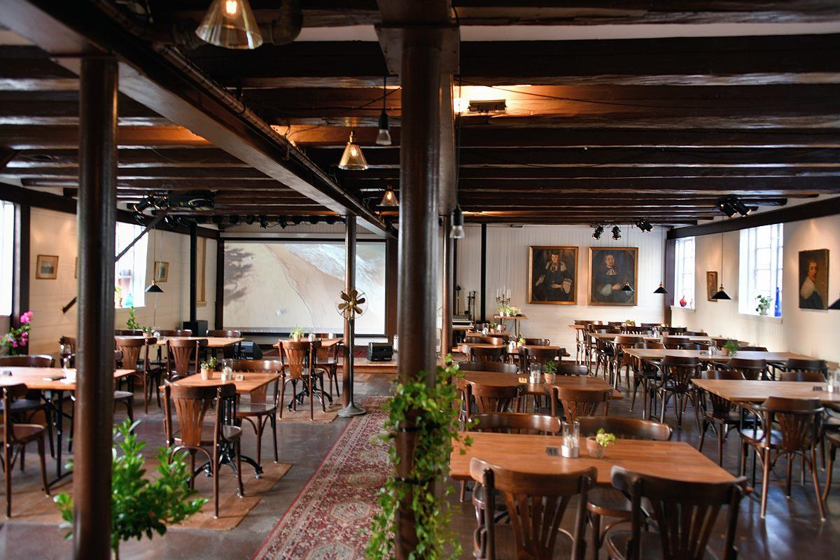Restaurant Det Gamle Pakhus er godkendt