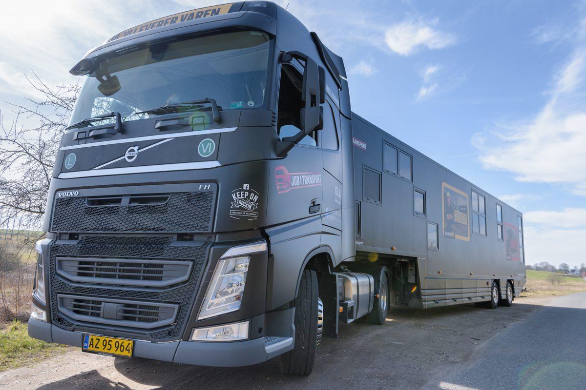 Populær kæmpe-truck besøger Nysted
