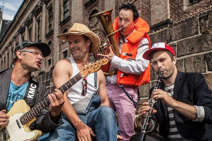 Babulja giver børne/familie-koncertkoncert i Nysted