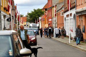 Havnefest og markedsdag