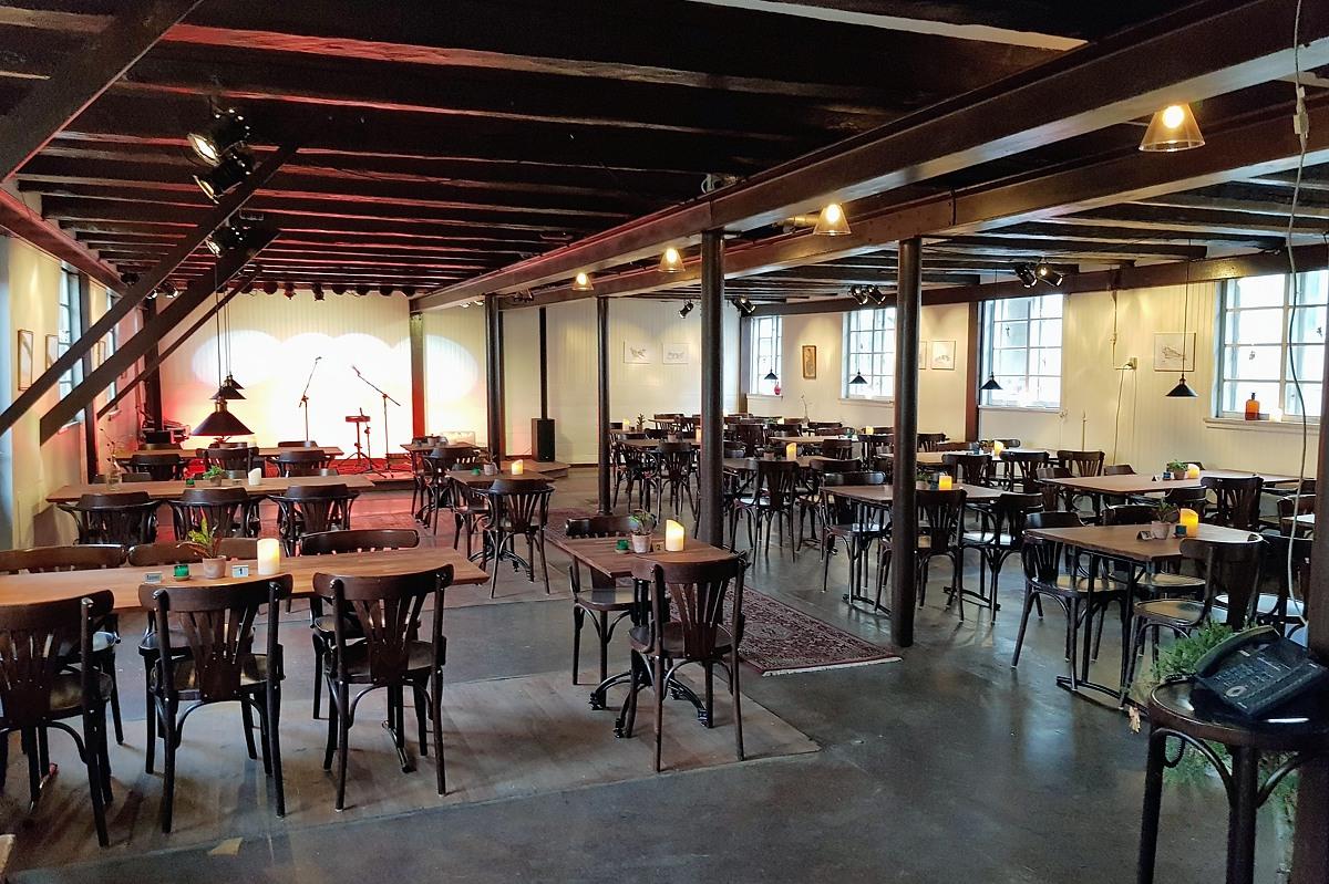 Restaurant Det Gamle Pakhus