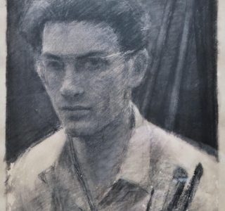 Selvportræt 1951