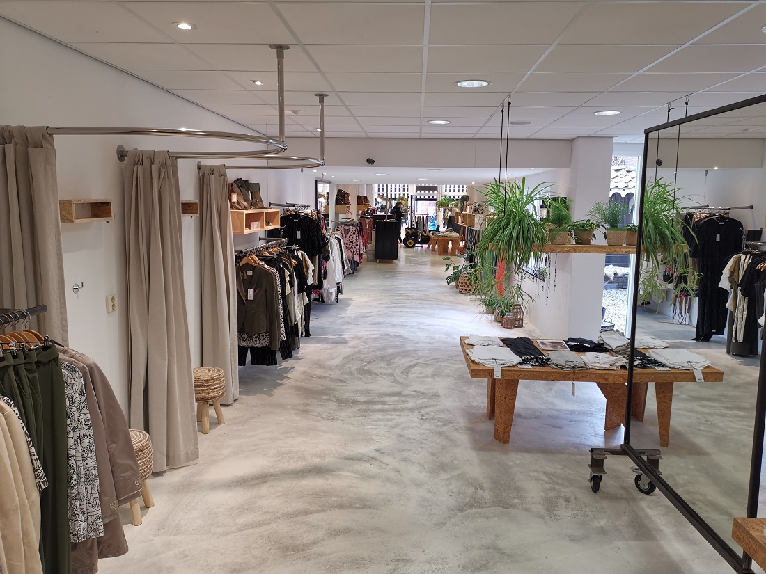 Oars-dieptebeeld-winkel