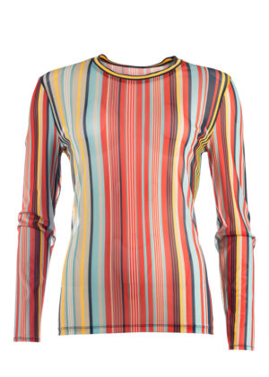 I-coni-K iconik ICON20S1-SB017-03 bonita stripe top