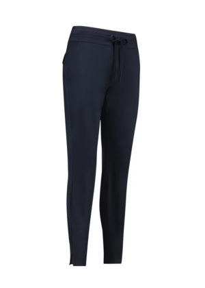 Studio Anneloes upstairs trousers 91239 6900 040 travelkwaliteit dark blue black