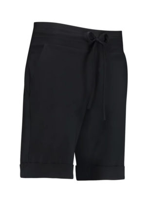 Studio Anneloes 01853-9000 bermuda trousers shorts black