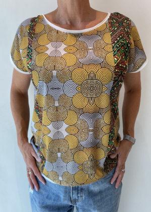 dividere tanzania shirt voorkant