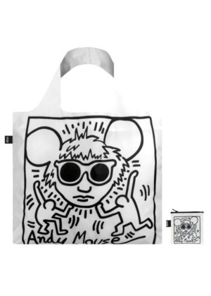Andy mouse loqi bags tassen