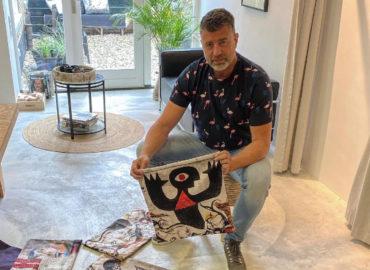 Dividere kussens Henk van Os Storytelling concept