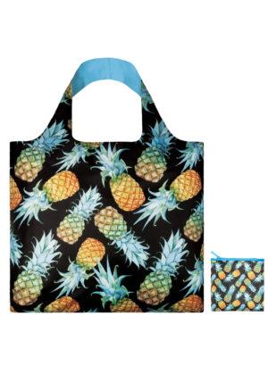 loqi bag tas juicy pineapples tas en hoesje
