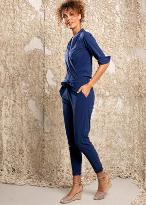 Studio Anneloes empowerment Marjan Jumpsuit voorkant model