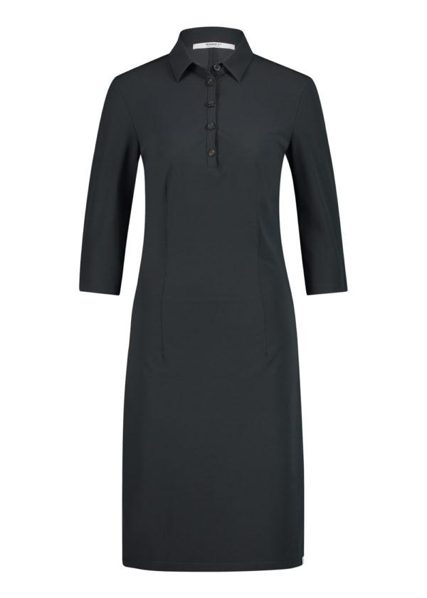 Penn & Ink N.Y. W20N842 dress antra jurk grijs