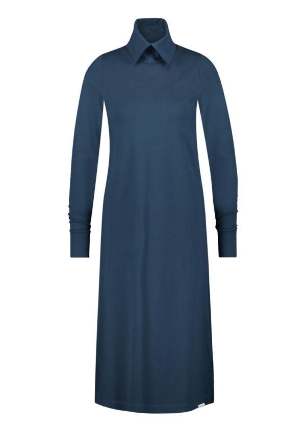 Penn & Ink W20T461 dress jurk reef voorkant