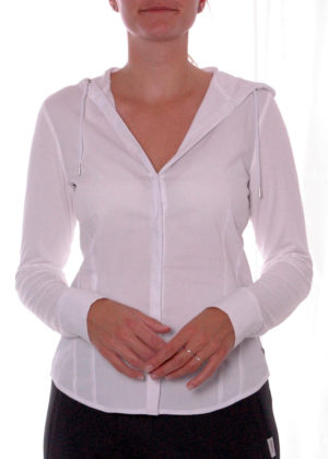 Milano Italy 03-4327-3303-1 witte blouse voorkant