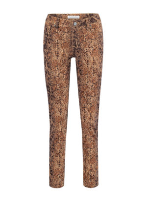 Red Button SRB2750 Martha cord & snake trousers