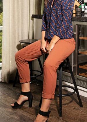 Studio Anneloes 05004-8500 Mila trousers zijkant