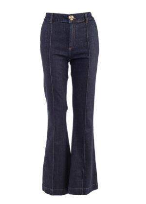 I-coni-K Bridget dark flait jeans ICON20W1-BA930-01