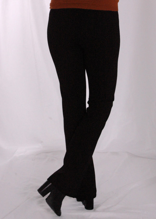 I-coni-K Tess Flair zwart achterkant