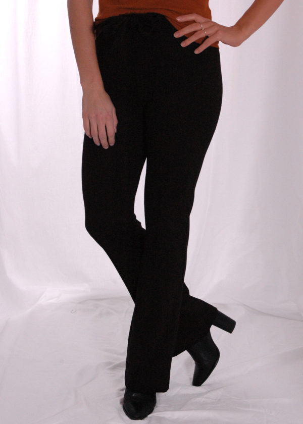 I-coni-K Tess Flair zwart voorkant