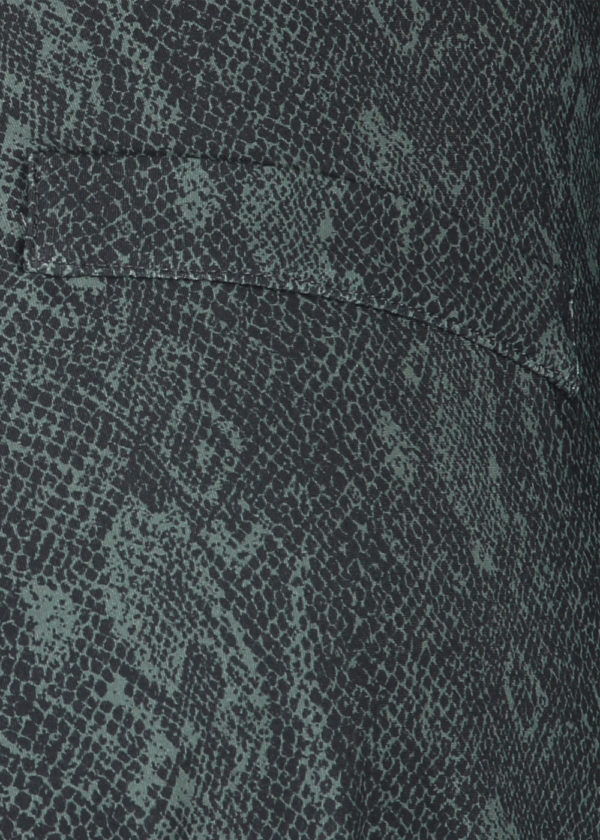 Studio Anneloes art of nature 05053 Anne snake trousers closeup print