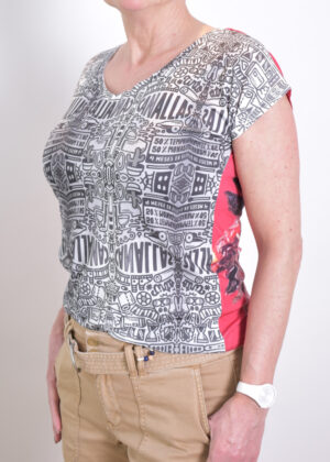 Dividere Espelette T-shirt side