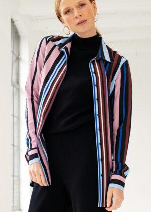 Studio Anneloes Poppy stripe blouse 05382-6968