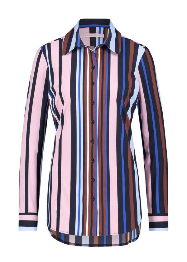 Studio Anneloes Poppy stripe blouse 05382-6968 voorkant
