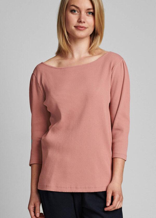 Nümph 700319 Nudari T-shirt ash rose front