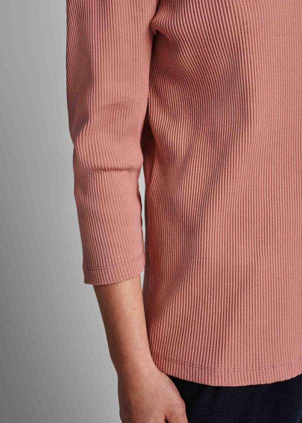 Nümph 700319 Nudari T-shirt ash rose sleeve