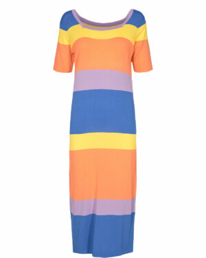 Nümph 700357 Nucalluna Dress wedgewood packshot front