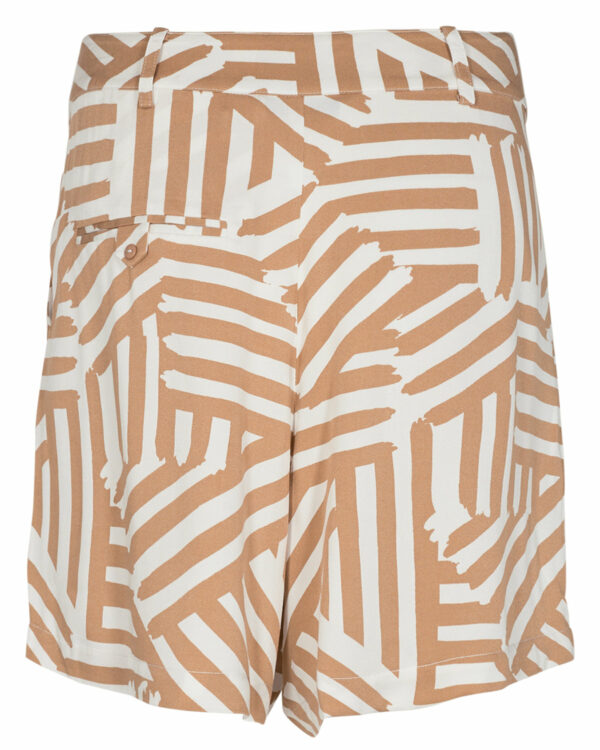 Nümph 700374 Nuckreek shorts brazillian sand packshot back