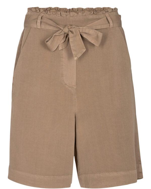 Nümph 700414 Nucasilda shorts tannin packshot front