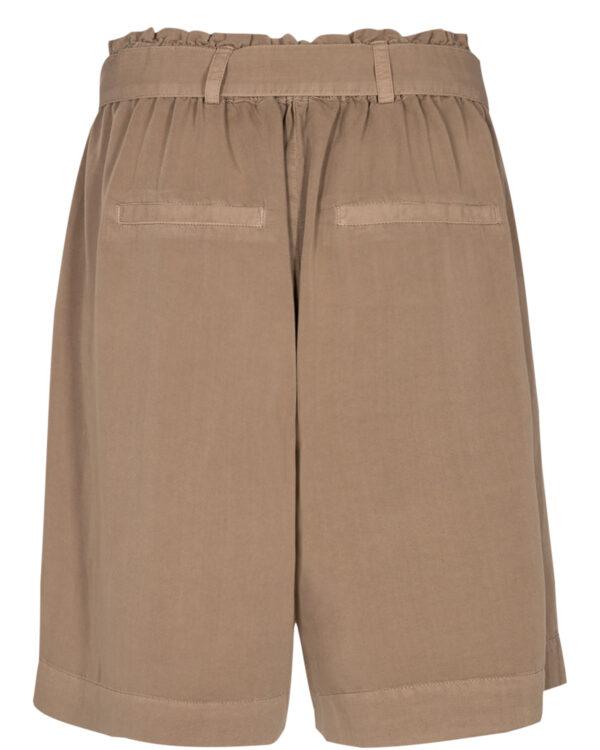 Nümph 700414 Nucasilda shorts tannin packshot back