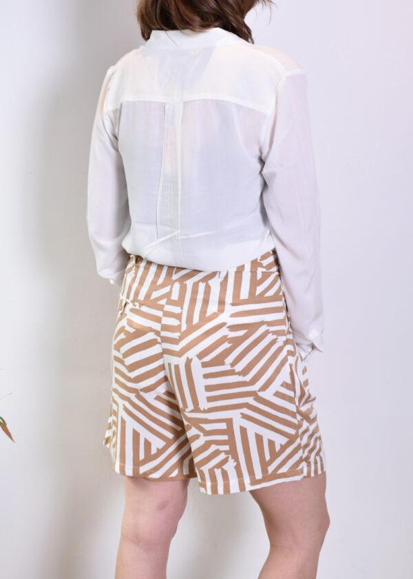 Nümph 700374 Nuckreek shorts back