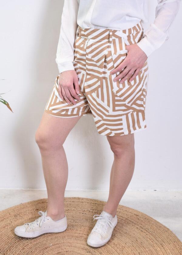 Nümph 700374 Nuckreek shorts front