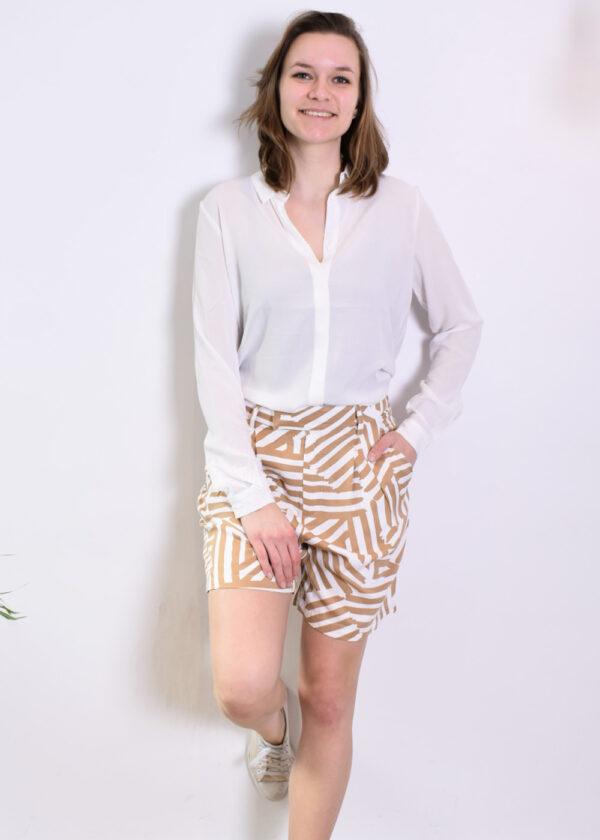 Nümph 700374 Nuckreek shorts outfit 2